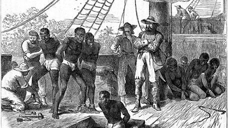 esclavage a la Réunion