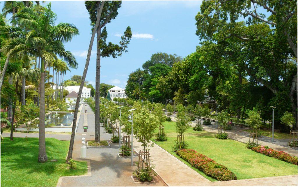 Jardin de l'État