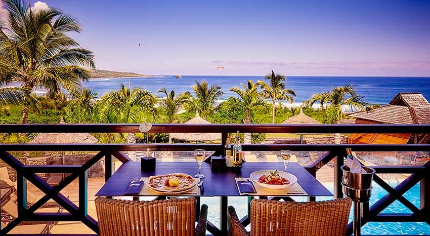 Les différents restaurants à la Réunion
