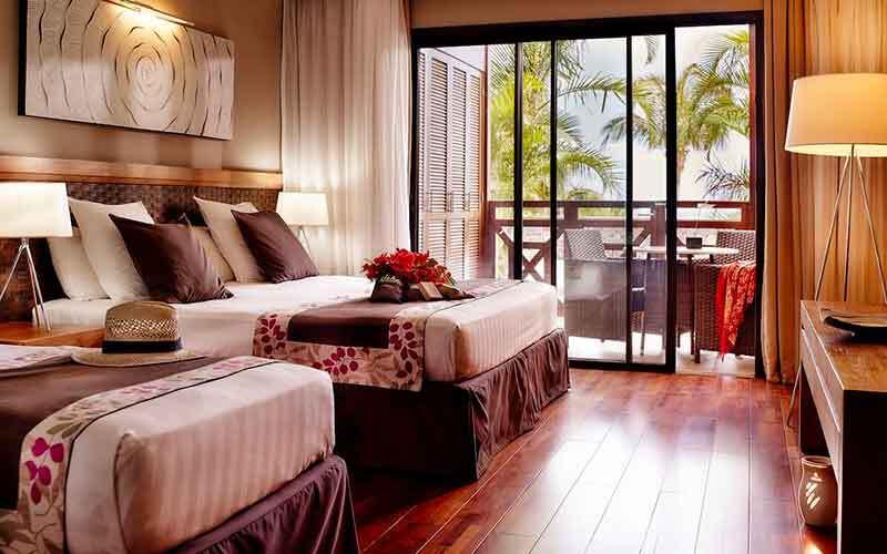Отель ILOHA Seaview