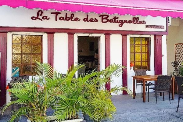 La table des Batignolles