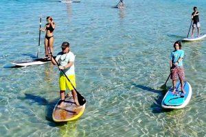 Reunion surf school