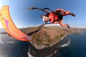 Paragliding ancestry
