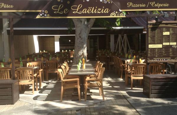 Restaurant Le Laetizia