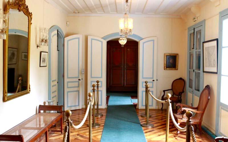Le musée historique de Villèle