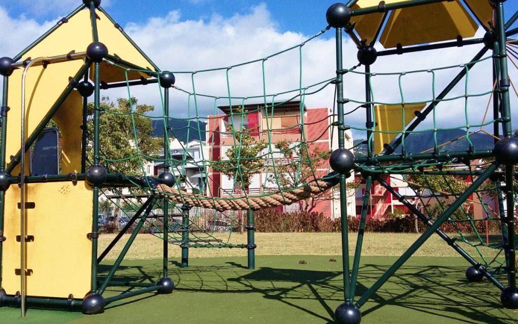 Parc de la Trinité