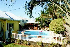Villa sous les tropics