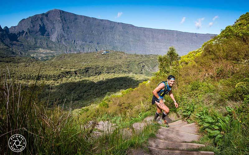 Le Grand Raid à la Réunion