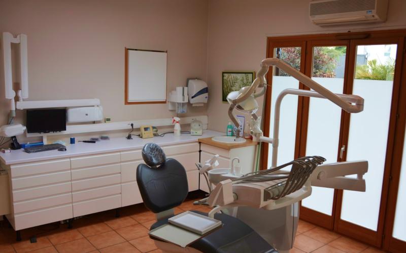 Cabinet dentaire du Dr BULTHÉ