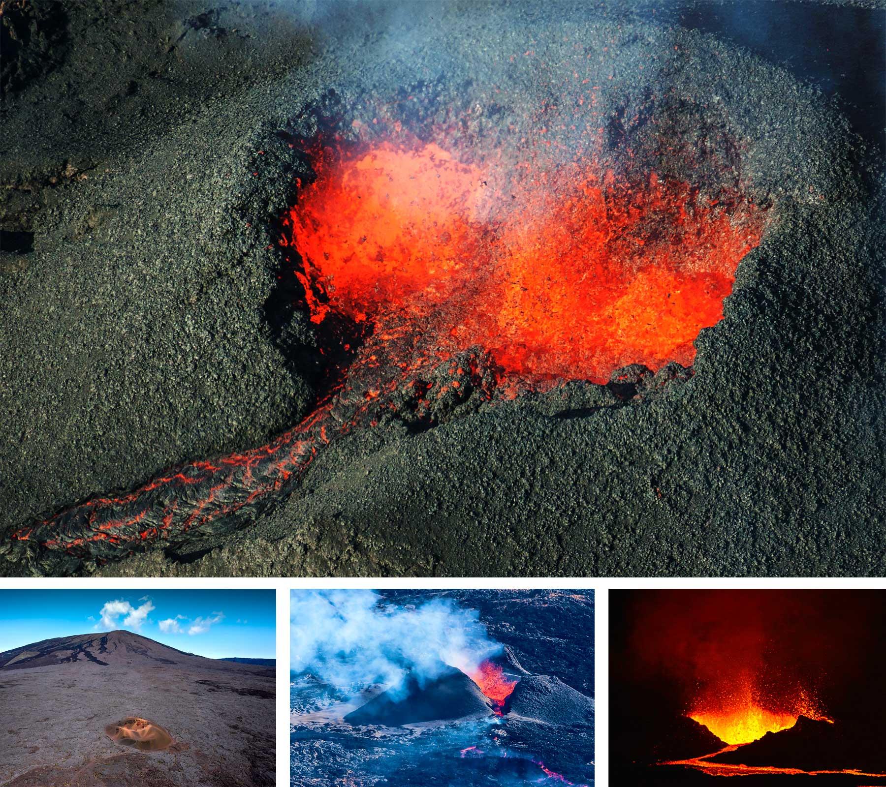 volcan reunion