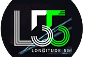 Longitude 55