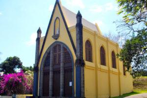 Chapelle Notre Dame Salette
