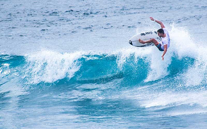 Surf Ile de la Réunion