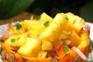 rougail-pineapple