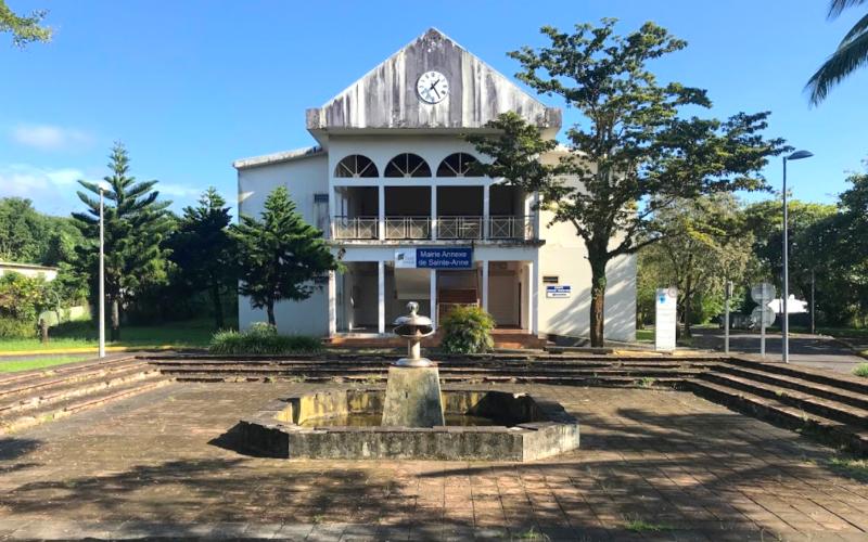 Ville de Sainte-Anne
